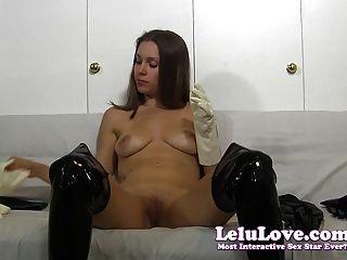 oil feet fetish